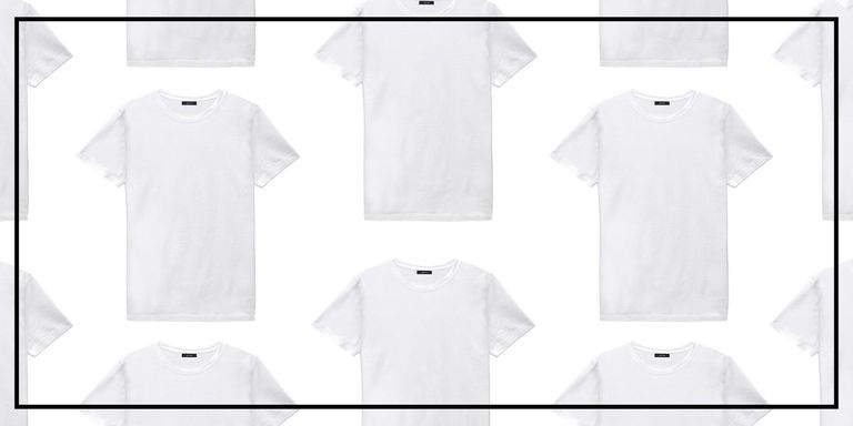 8 Best White T Shirts - Perfect White Tee Shirts To Add to Your ...