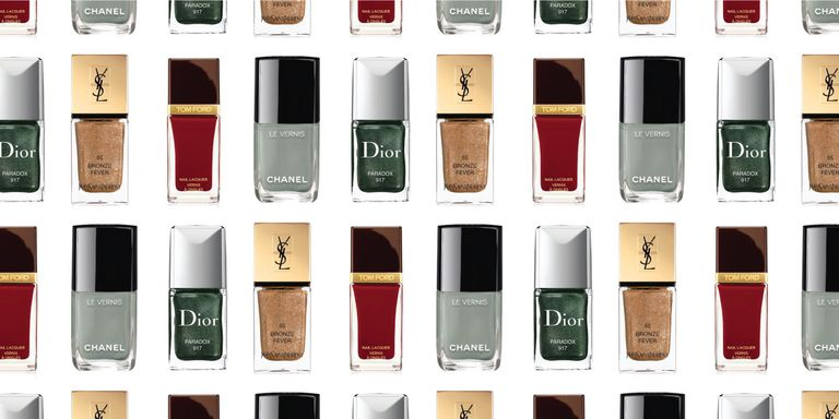 12 Best Fall 2017 Nail Colors - New Nail Polish Shades for Autumn