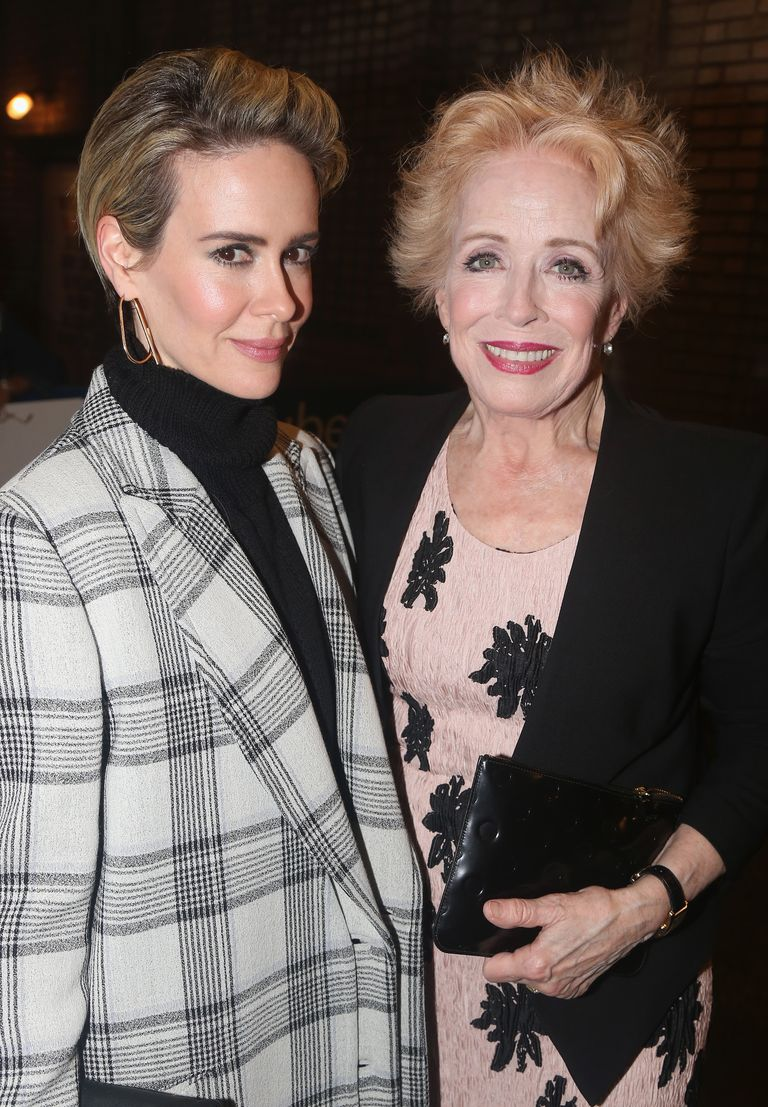 Sarah Paulson Has No Time For Critics Of Her Girlfriend -5828
