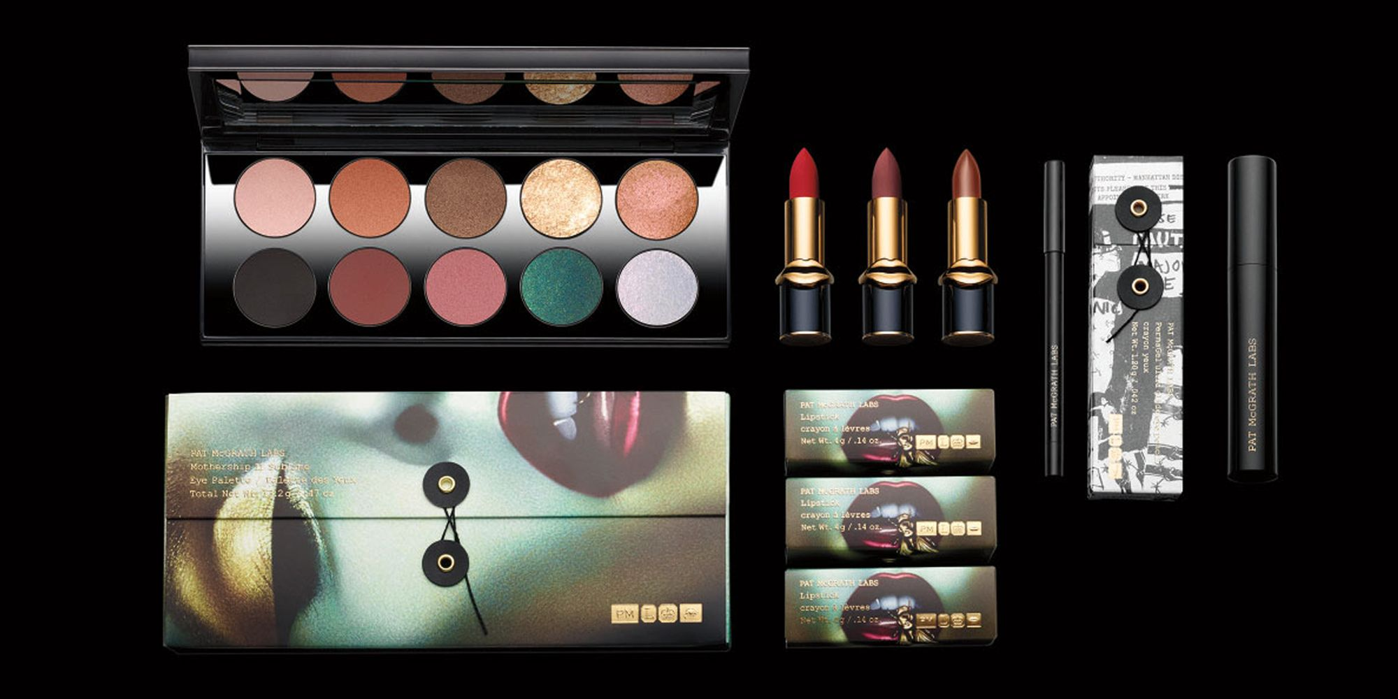 Pat McGrath Launches Permanent Makeup Collection