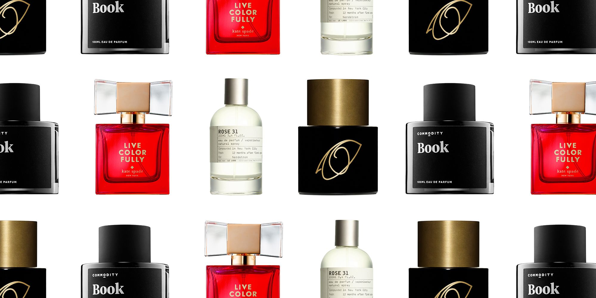 10 Best Perfumes Of 2017 Elle Editors Share Their Signature Scents