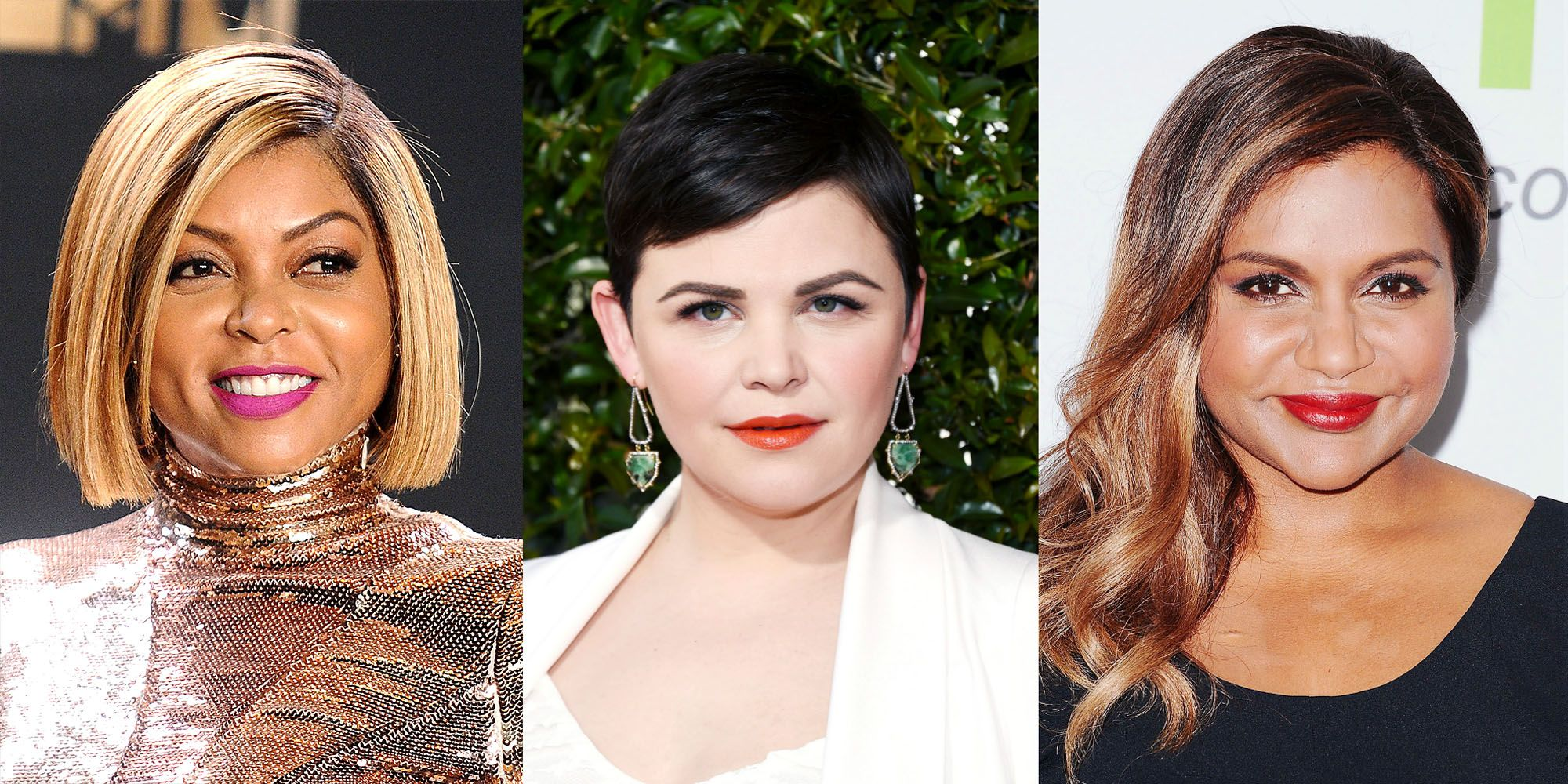 15 cute hairstyles for round faces - 15 short, medium, and long