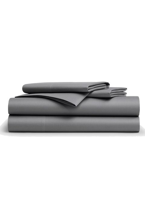 "<p>Once you make your bed with high-quality sheets, you'll never go back. Today's direct-to-consumer model is lowering prices too (a dream come true indeed).</p><p><em data-redactor-tag=""em"" data-verified=""redactor"">SHOP NOW: Brooklinen Luxe Core Sheet Set, $149; </em><a href=""https://www.brooklinen.com/collections/luxe-sateen-sheets/products/luxe-core-sheet-set?variant=24301280774"" target=""_blank"" data-tracking-id=""recirc-text-link""><em data-redactor-tag=""em"" data-verified=""redactor"">brooklinen.com</em></a></p>"