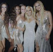 Fashion model, Fashion, Dress, Fashion design, Haute couture, Fun, Leg, Blond, Event, Human,