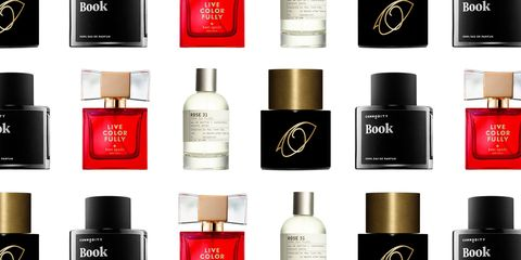 10 Best Perfumes of 2017 - ELLE Editors Share Their