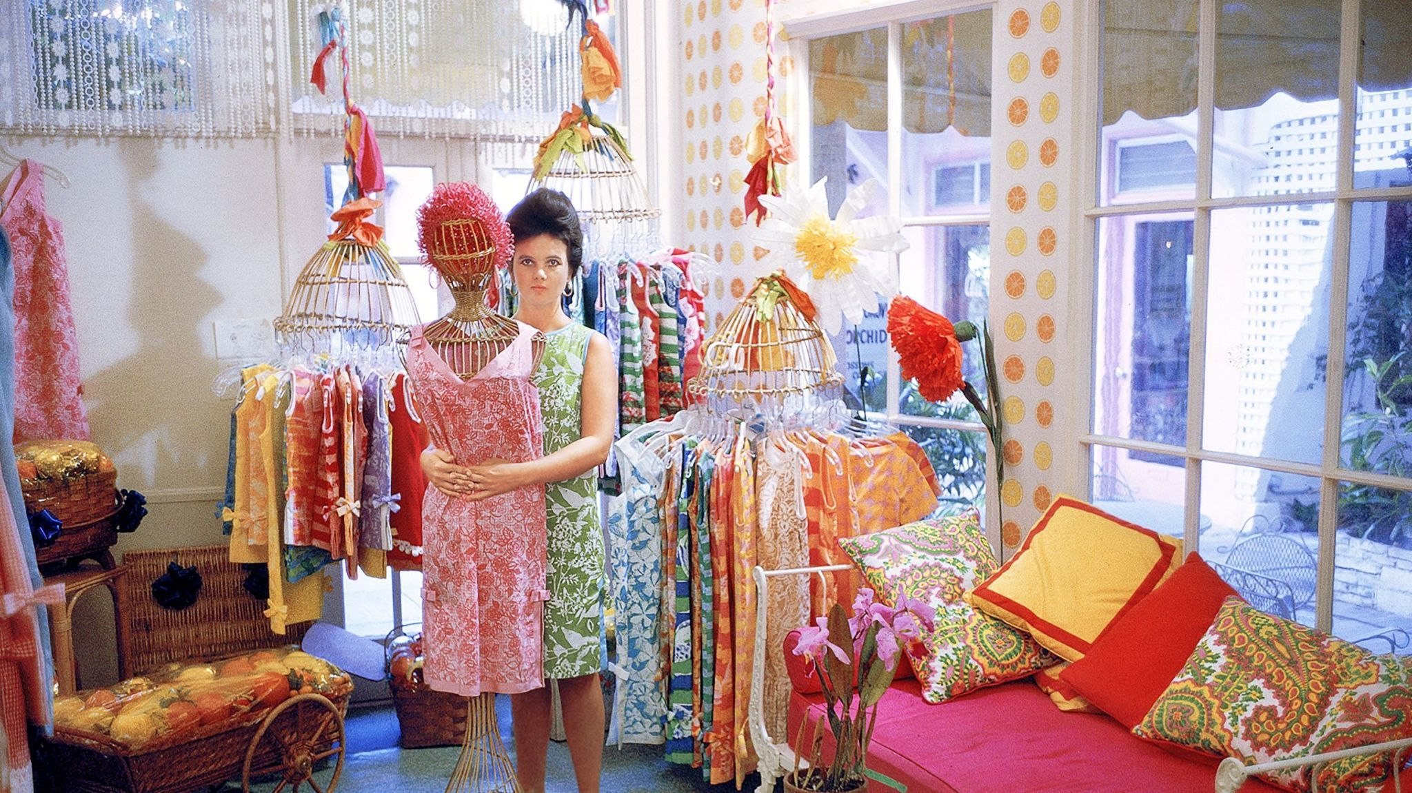 How Lilly Pulitzer Turned a Mental Breakdown into a Fashion Empire