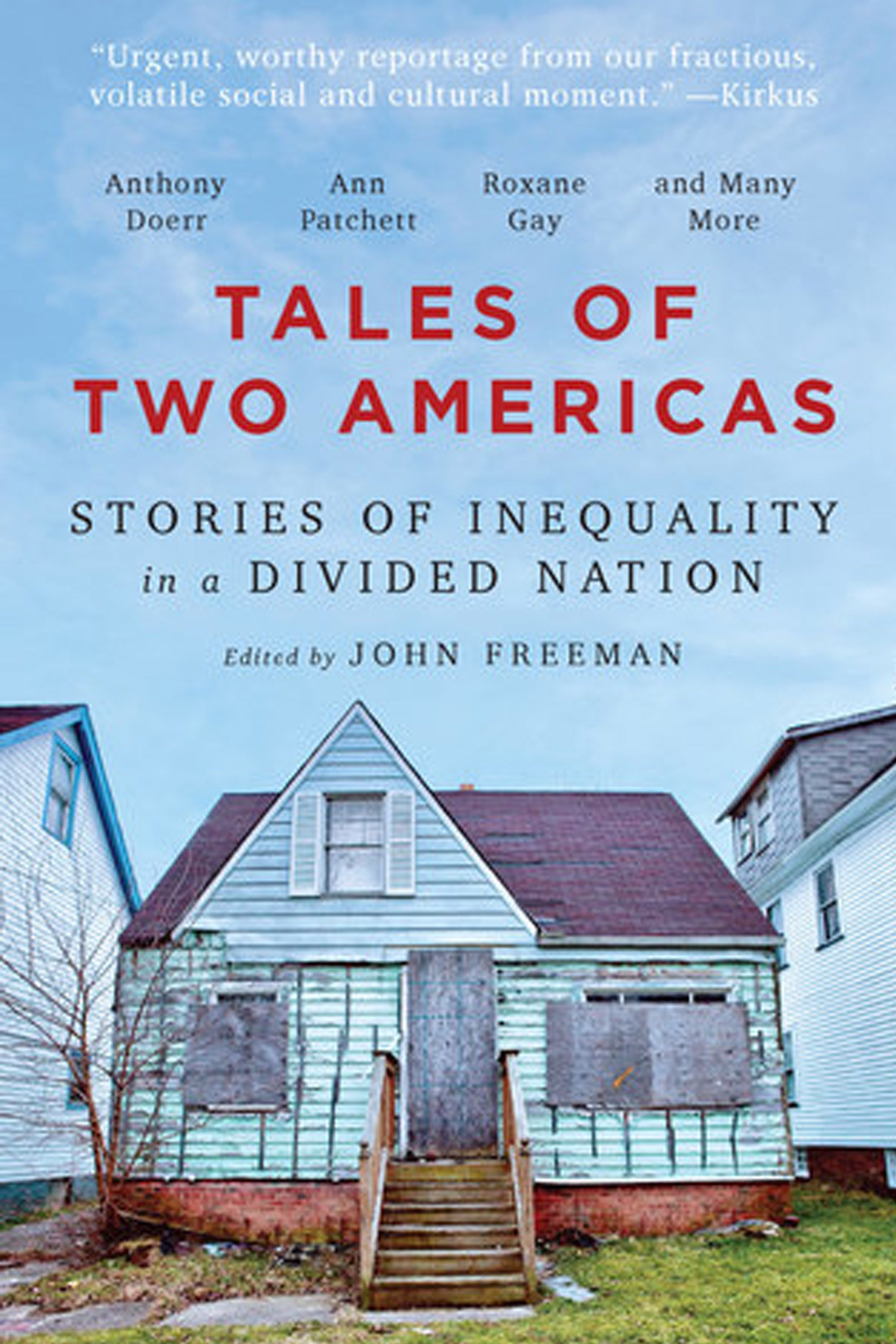 "<p>One of the central lessons of the 2016 election and its aftermath was that America is divided: in its beliefs, in its media, and in its experiences. Writers including <a href=""http://www.elle.com/culture/a45920/roxane-gay-profile-hunger-memoir/"" data-tracking-id=""recirc-text-link"">Roxane Gay</a>, Edwidge Danticat, Joyce Carol Oates, and more survey our troubled times, telling real stories about the America they live in. (<a href=""https://www.amazon.com/Tales-Two-Americas-Stories-Inequality-ebook/dp/B01NCZ3ITB"" data-tracking-id=""recirc-text-link"">September 5, Penguin Books</a>)</p>"