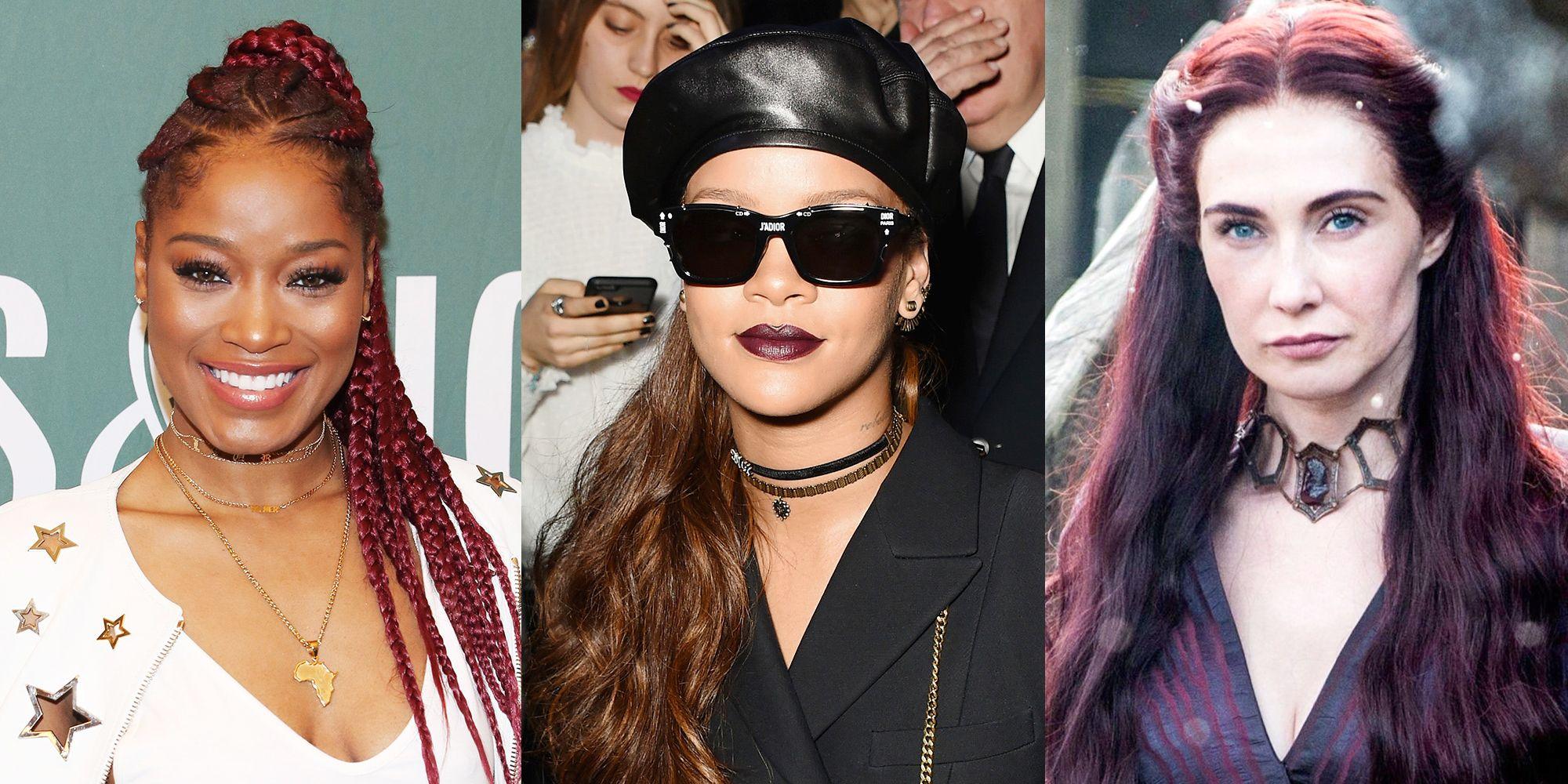 6 Best Fall Hair Colors For 2018 Trendy Autumn Hair Color Ideas
