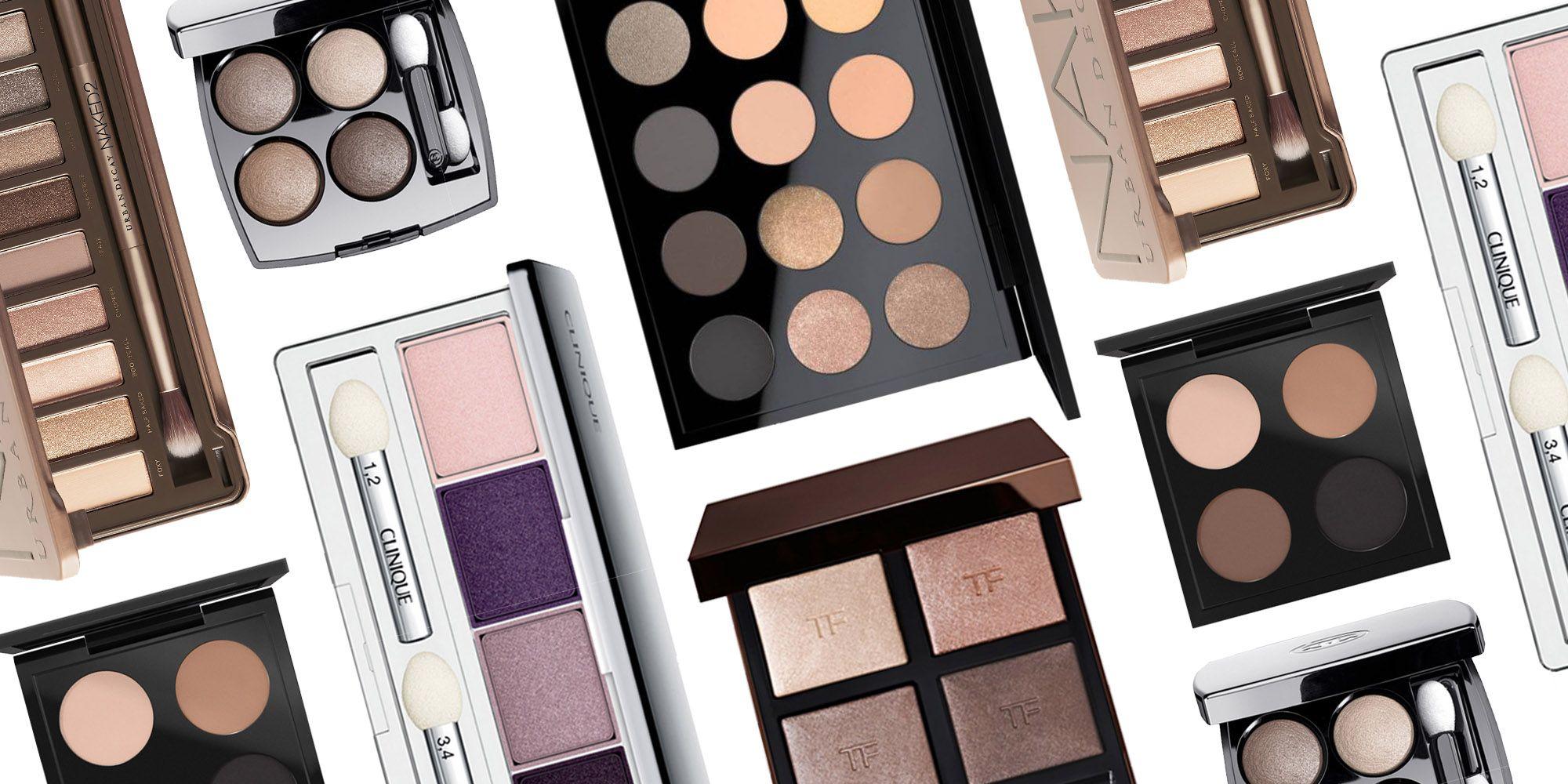 The 12 Eye Shadow Palettes ELLE Editors Love