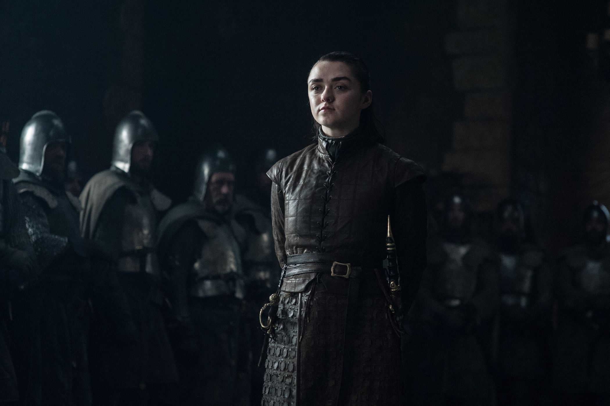 There Won't Be an Arya Stark Spinoff After Game of Thrones