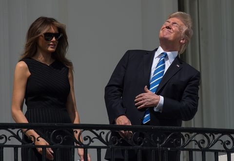 You Didn't Look Directly at the Sun During That Eclipse, Right?