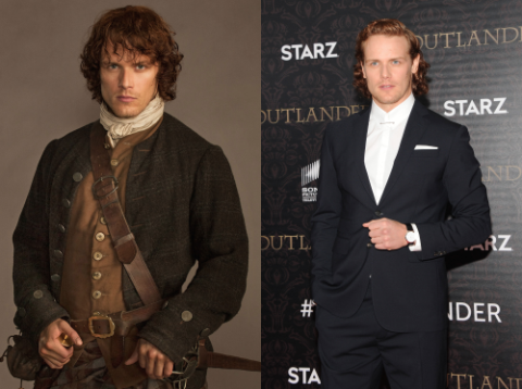 "<p>When Heughan was cast as Jamie, <a href=""https://www.facebook.com/AuthorDianaGabaldon/photos/a.287216804654496.69164.175126332530211/567430463299794/?type=3"" target=""_blank"">Diana Gabaldon</a>, author of the <em data-redactor-tag=""em"">Outlander</em> books, said, ""That man is a Scot to the bone and Jamie Fraser to the heart. Having seen Sam Heughan not just act, but be Jamie, I feel immensely grateful to the production team for their painstaking attention to the soul of the story and characters.""</p>"