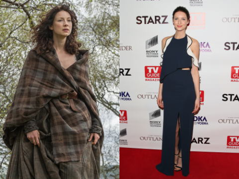 <p>Dublin-born Balfe got her start as a model and worked with Dolce &amp; Gabbana, Dior, Louis Vuitton, and countless others. That might explain her red-carpet excellence.</p>