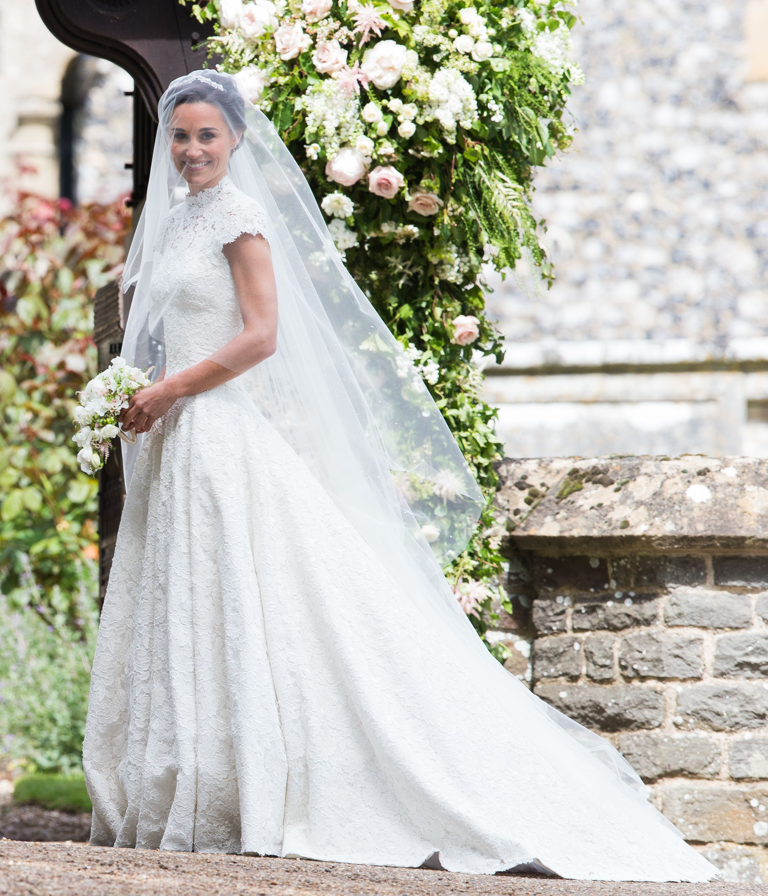 Best Celebrity Wedding Dresses The Most Stunning