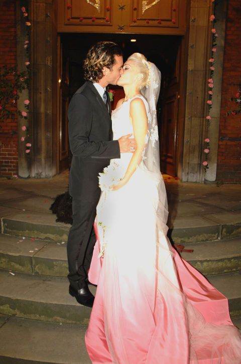 35da506392d Best Celebrity Wedding Dresses - The Most Stunning Celebrity Wedding ...