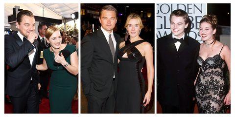 Leonardo DiCaprio and Kate Winslet's Friendship