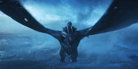 The Night King's Dragon on Game of Thrones Isn't What You Think It Is