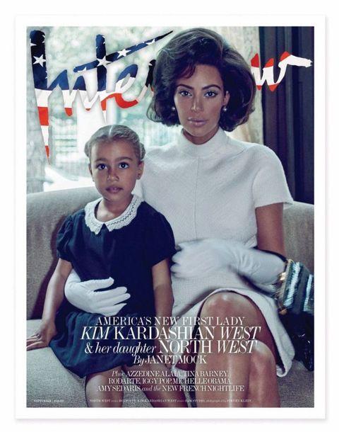 See Kim Kardashian West\'s new Jackie Kennedy-inspired Interview ...