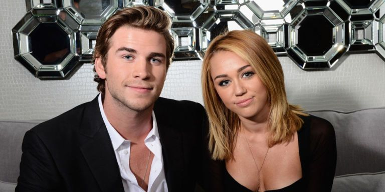 Miley Cyrus and Liam Hemsworth's New Year's Eve Party Was the Stuff of Dreams