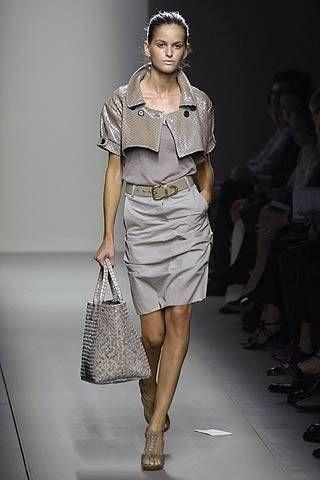 Bottega Veneta Spring 2007 Ready&#45&#x3B;to&#45&#x3B;wear Collections 0002