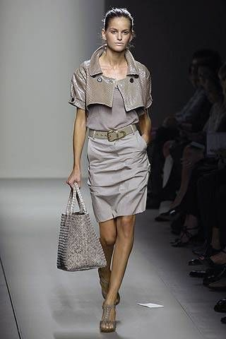 Bottega Veneta Spring 2007 Ready-to-wear Collections 0002