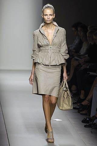 Bottega Veneta Spring 2007 Ready&#45&#x3B;to&#45&#x3B;wear Collections 0003