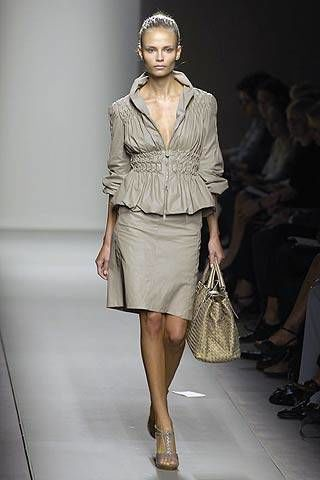 Bottega Veneta Spring 2007 Ready-to-wear Collections 0003