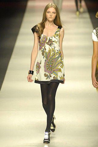 Etro Spring 2007 Ready-to-wear Collections 0003