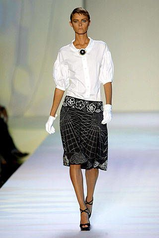 Moschino Spring 2007 Ready-to-wear Collections 0002