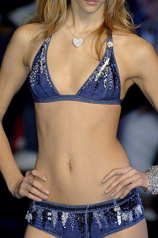 Valeria Marini Spring 2007 Ready-to-wear Detail 0003