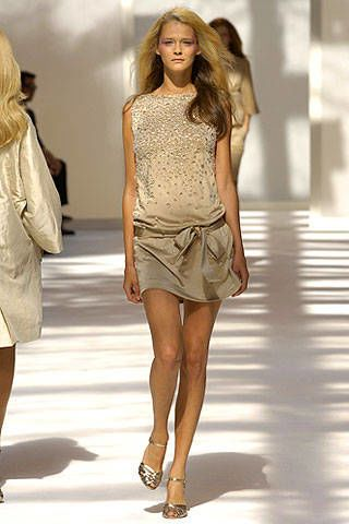 Alberta Ferretti Spring 2007 Ready-to-wear Collections 0003