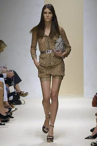 Alessandro DellAcqua Spring 2007 Ready-to-wear Collections 0002