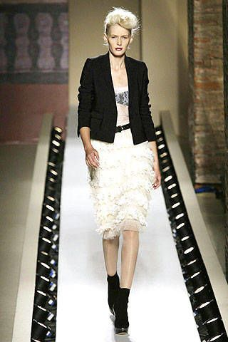 Anna Molinari Spring 2007 Ready-to-wear Collections 0002