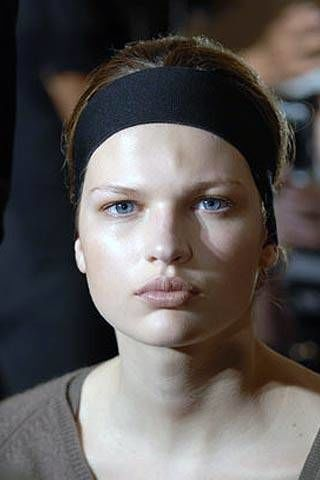 Burberry Prorsum Spring 2007 Ready-to-wear Backstage 0003