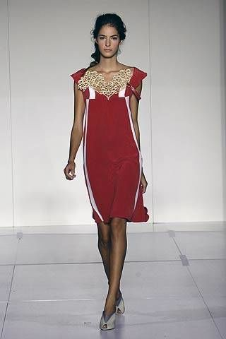 cynthia rowley Spring 2007 Ready-to-wear Collections 0002