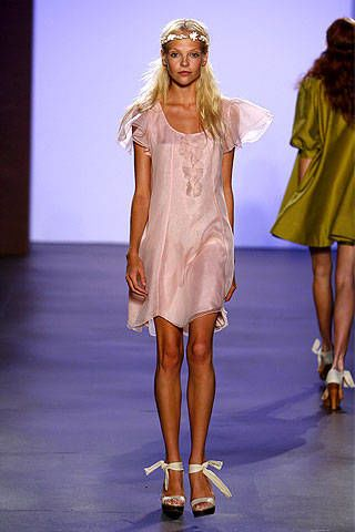 Erin Fetherston Spring 2007 Ready-to-wear Collections 0003