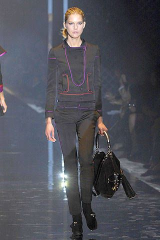 Gucci Spring 2007 Ready&#45&#x3B;to&#45&#x3B;wear Collections 0002