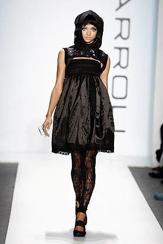 Jay McCarrol Spring 2007 Ready-to-wear Collections 0002