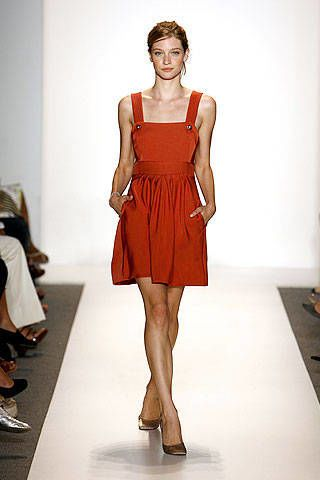 Lela Rose Spring 2007 Ready-to-wear Collections 0002