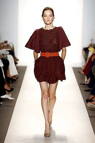 Lela Rose Spring 2007 Ready-to-wear Collections 0003