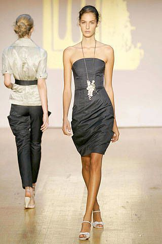 Lyn Devon Spring 2007 Ready-to-wear Collections 0002