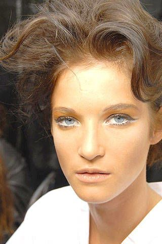 Moschino Spring 2007 Ready-to-wear Backstage 0002