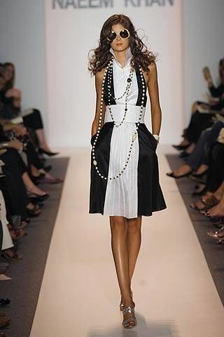 Naeem Khan Spring 2007 Ready-to-wear Collections 0002