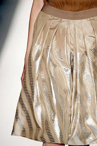 Reem Acra Spring 2007 Ready-to-wear Detail 0003