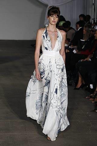Tamara Pogosian Spring 2007 Ready-to-wear Collections 0003