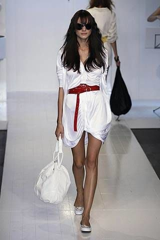 Trussardi Spring 2007 Ready-to-wear Collections 0002