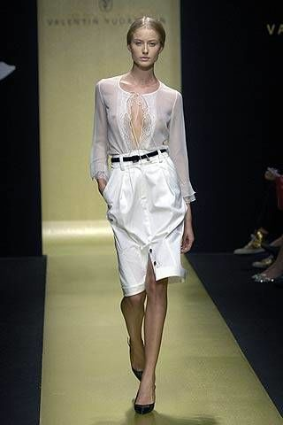Valentin Yudashkin Spring 2007 Ready-to-wear Collections 0002