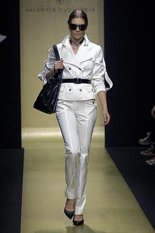 Valentin Yudashkin Spring 2007 Ready-to-wear Collections 0003