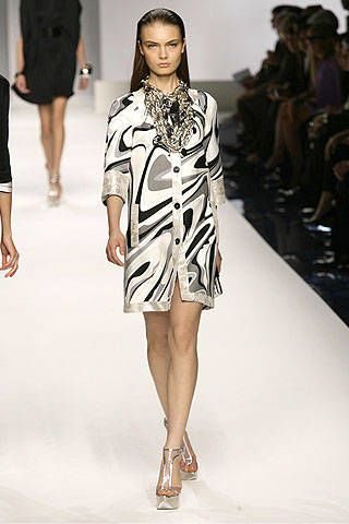 Emilio Pucci Spring 2007 Ready-to-wear Collections 0003