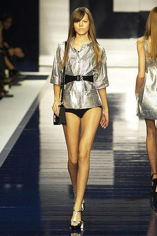 Fendi Spring 2007 Ready-to-wear Collections 0002